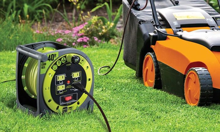 What Type Of Extension Cord Is For An Electric Lawn Mower