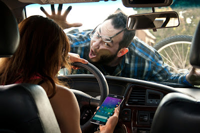 Anti Distracted Driving Act -  Texting while driving