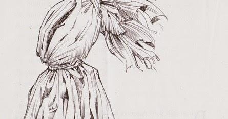 4300 Gambar Sketsa Wajah Hantu Gratis