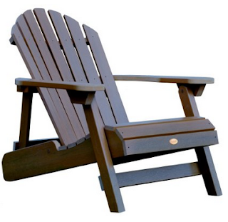 Highwood Hamilton Folding and Reclining Adirondack Chair, Outdoor Chairs Buying Guide, Outdoor Chairs, Outdoor Furniture,
