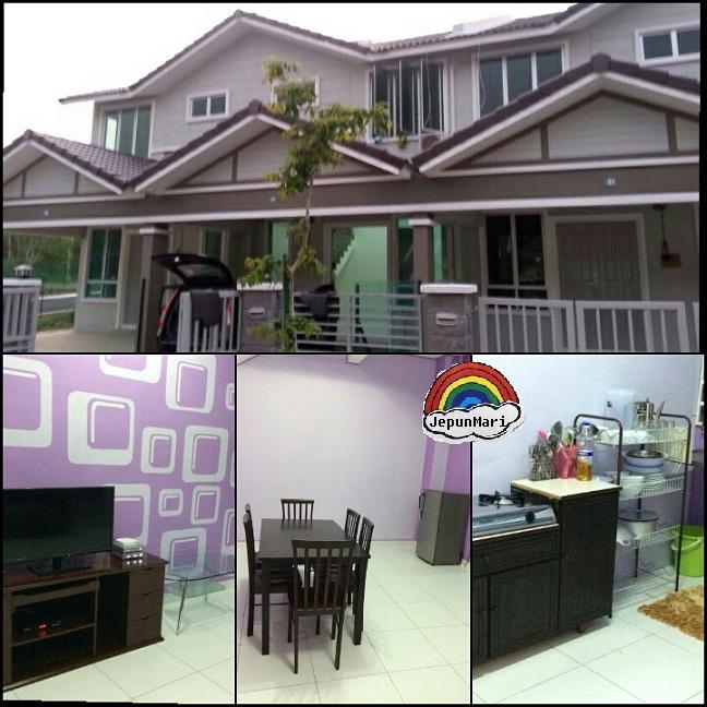 Homestay di Langkawi dan masak-masak