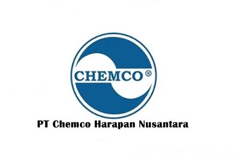 Cek Loker PT.Chemco Harapan Nusantara Posisi Operator produksi