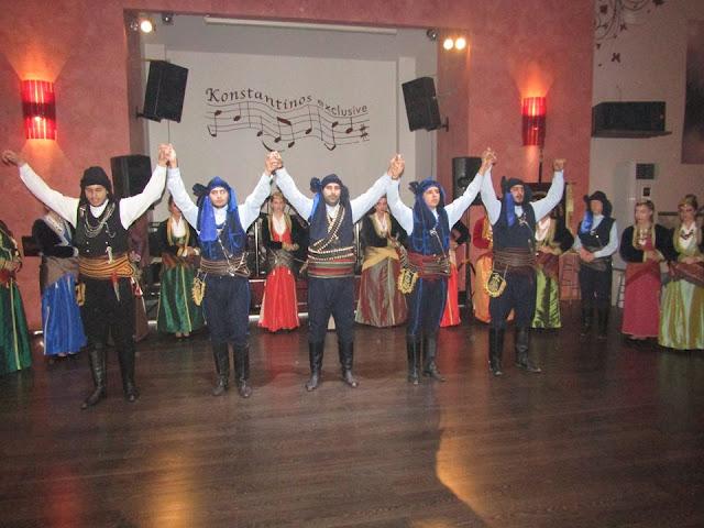 Με απόλυτη επιτυχία πραγματοποιήθηκε ο ετήσιος χορός του Συλλόγου Ποντίων Ευόσμου «Παναγία Κρεμαστή»