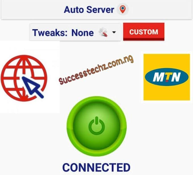MTN 0.0k Free Browsing Cheat Now Working On Stark VPN
