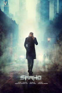 Saaho First Poster