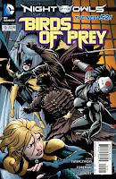 Birds of Prey #9
