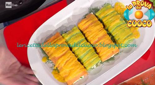 Tortitas de pollo con verduras ricetta Povedilla da Prova del Cuoco