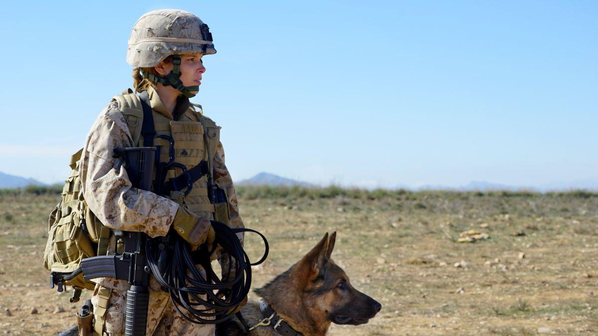 Dog Evals Movie Pre Review Megan Leavey