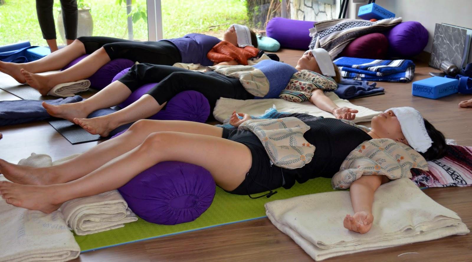Yoga Therapy and Restorative Yoga