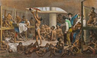 Navio Negreiro - Rugendas (1830)