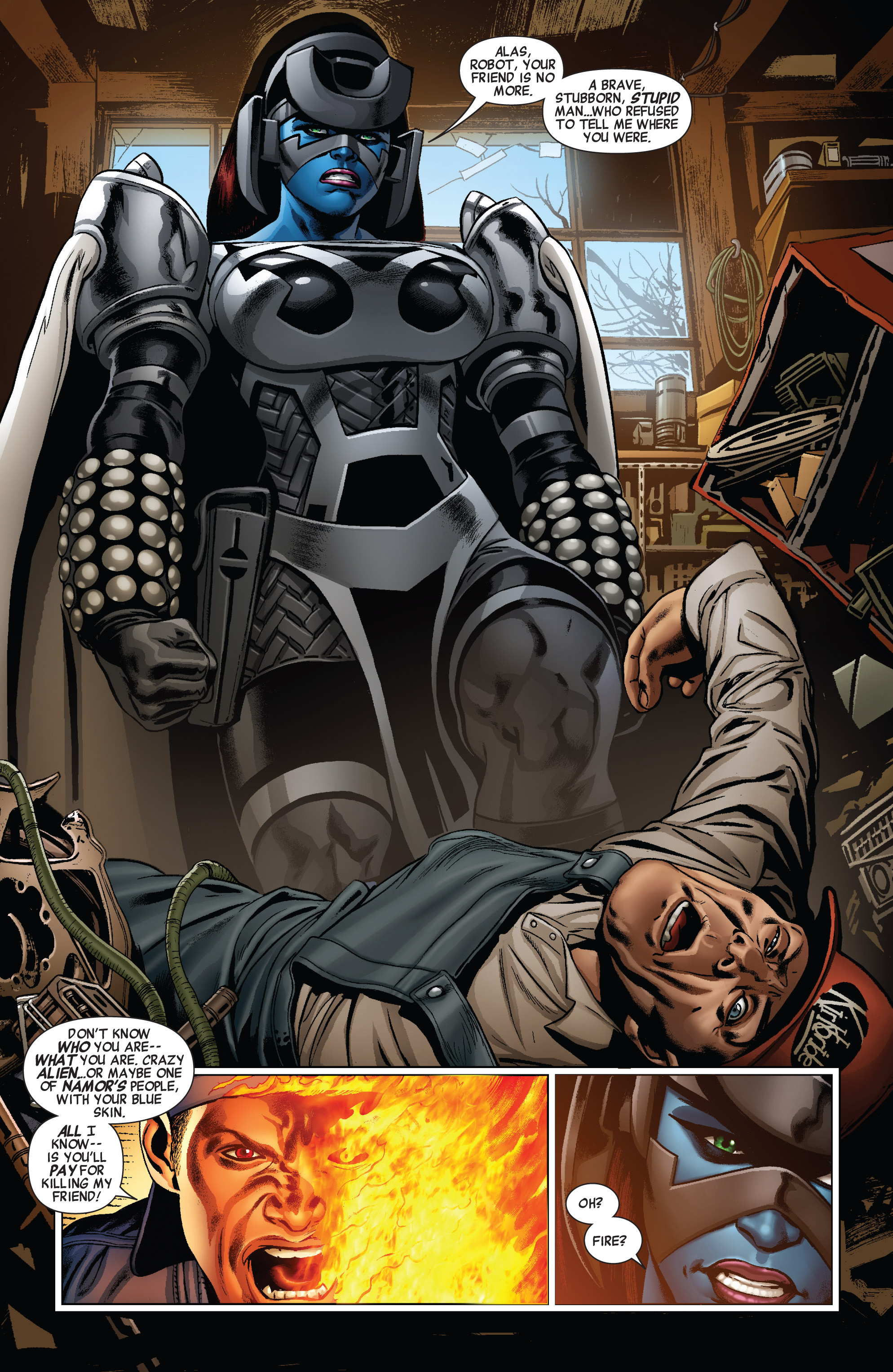 Read online All-New Invaders comic -  Issue #1 - 8