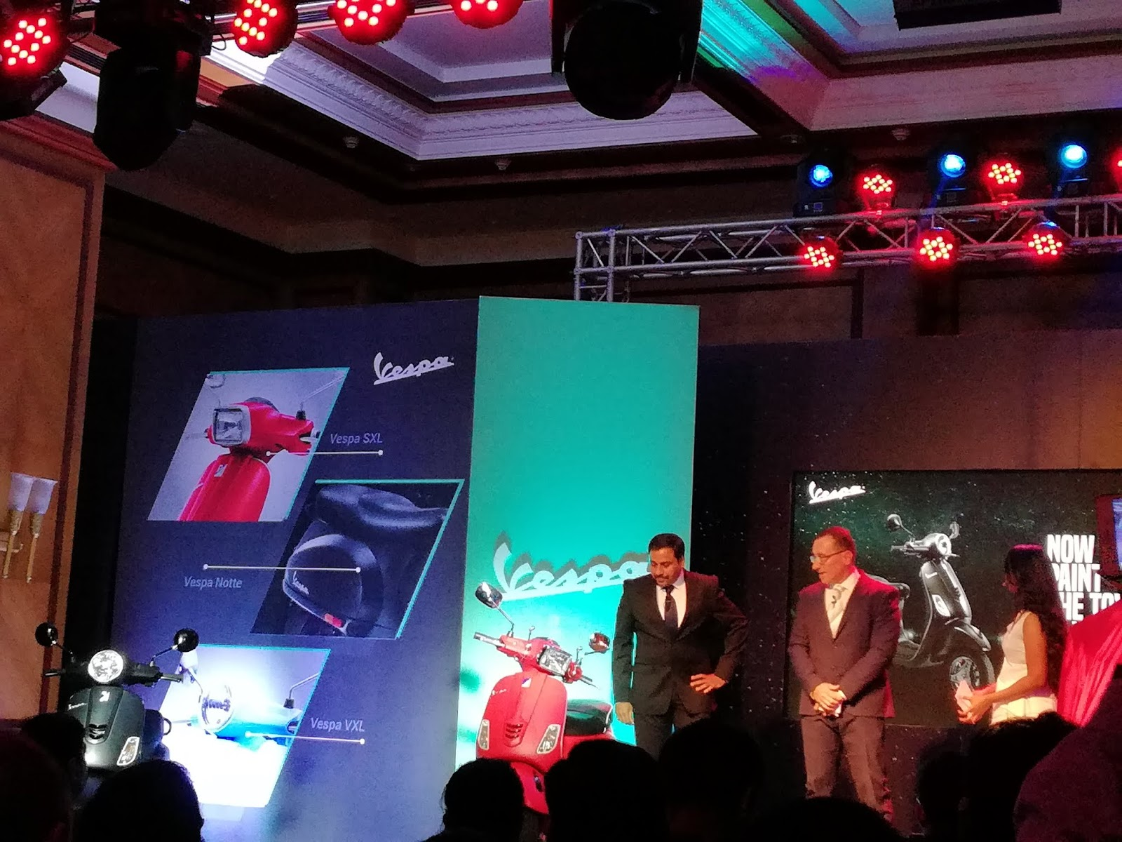 SPIRIT OF MUMBAI: Aprilia & Vespa India launches 5 new products