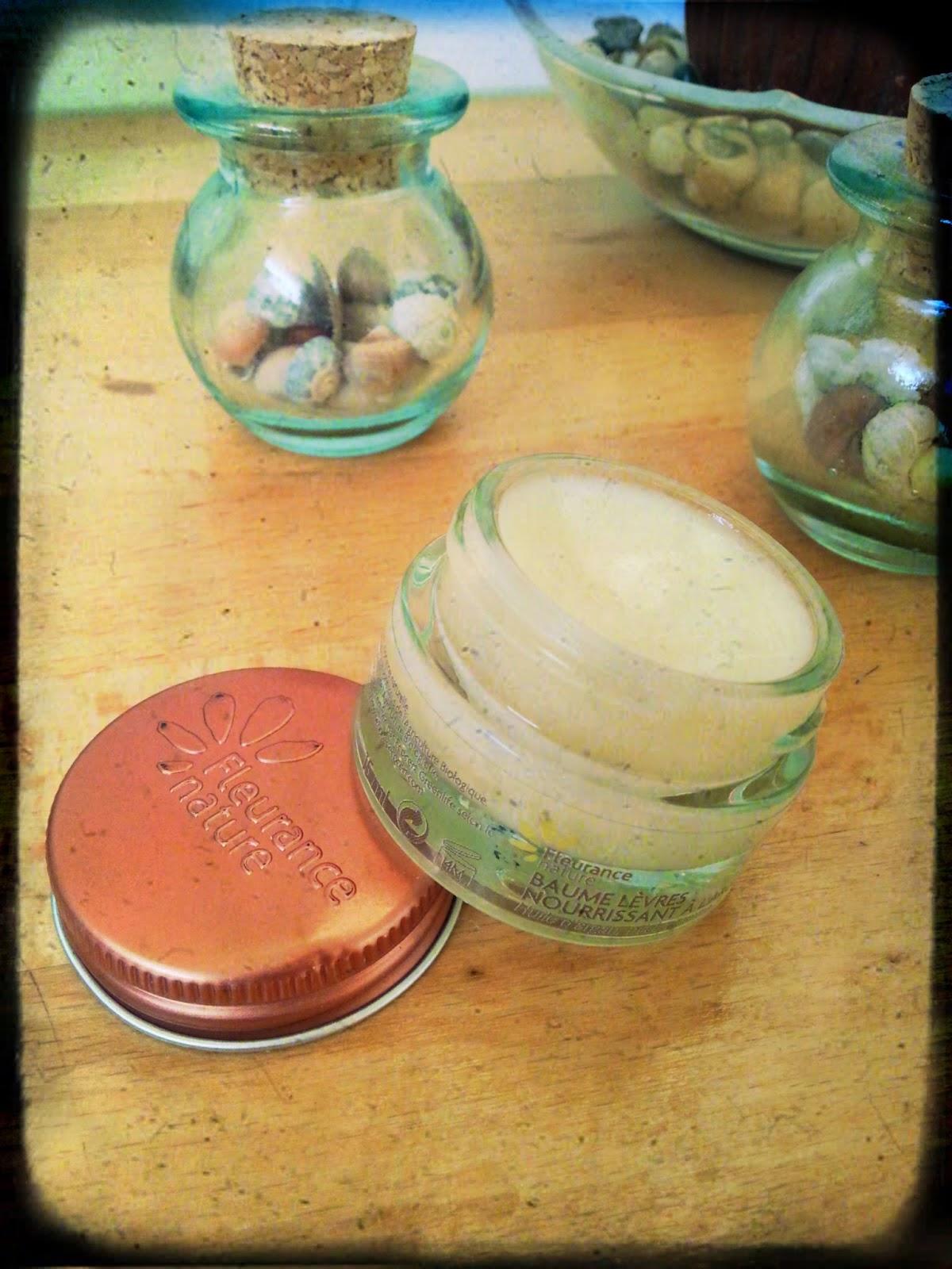 argan, baume, lèvres, Fleurance Nature