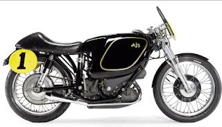 1949 E90 AJS Porcupine
