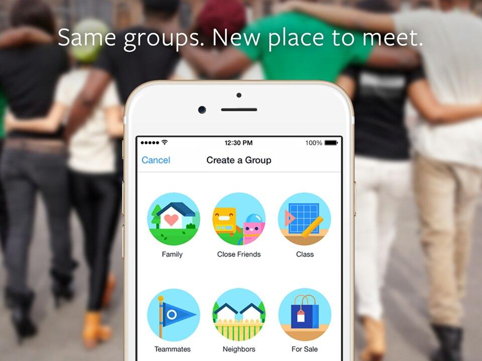 Facebook Lite for Apple iOS