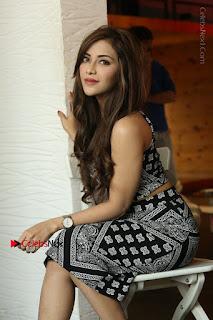 Telugu Actress Angela Krislinzki Latest Pos in Short Dress  0120.JPG
