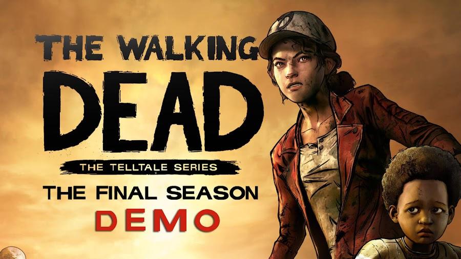 telltale walking dead season 4 free demo