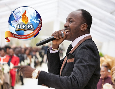 God Will Humble Buhari, Osinbajo Will Face Removal & More: Apostle Suleman Releases Shocking 2017 Prophecies