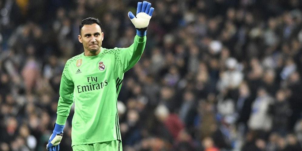Keylor Navas Buka Kesempatan Meninggalkan Real Madrid