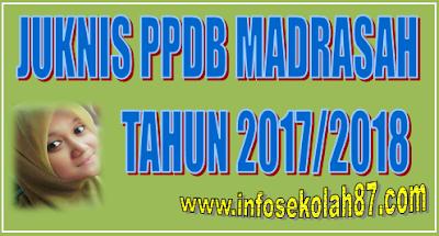 Juknis Penerimaan Peserta Didik Baru (PPDB) Tahun Pelajaran 2017/2018