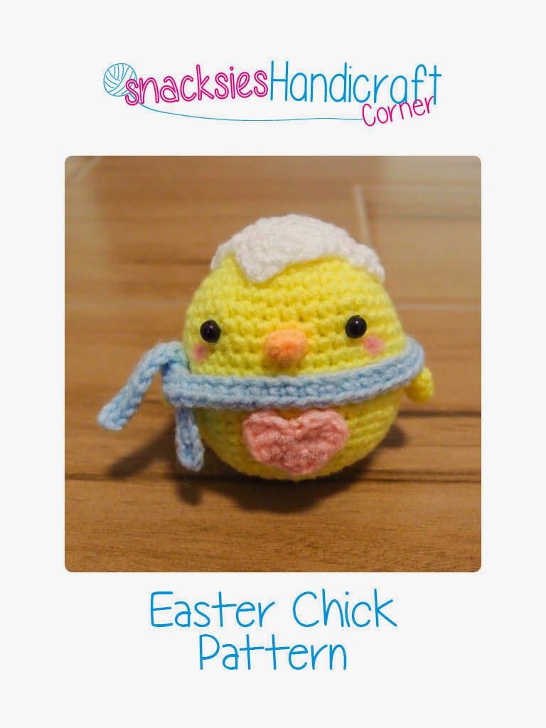 easter chick pattern - photo #36