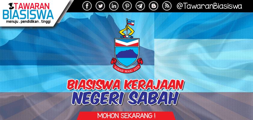 Tawaran Biasiswa Kerajaan Negeri Sabah (BKNS)