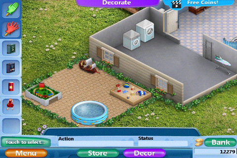 Casa No Virtual Families 2