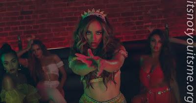 Video Premier CNCO, Little Mix - Reggaetón Lento (Remix)
