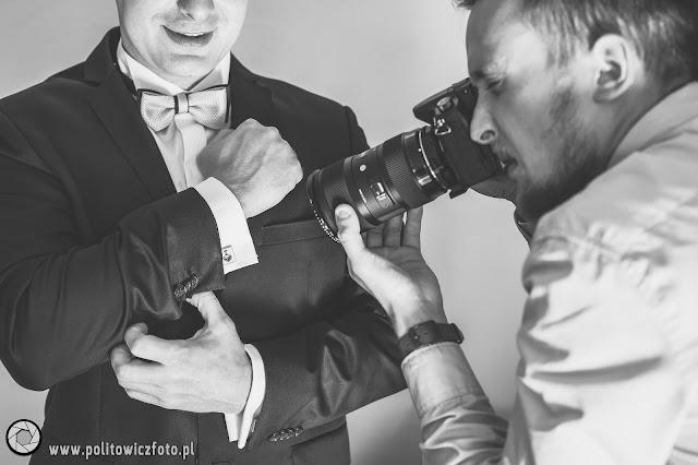 fotografia ślubna Gdańsk przygotowania