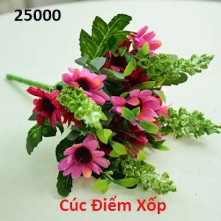 Phu kien hoa pha le o Thanh Cong