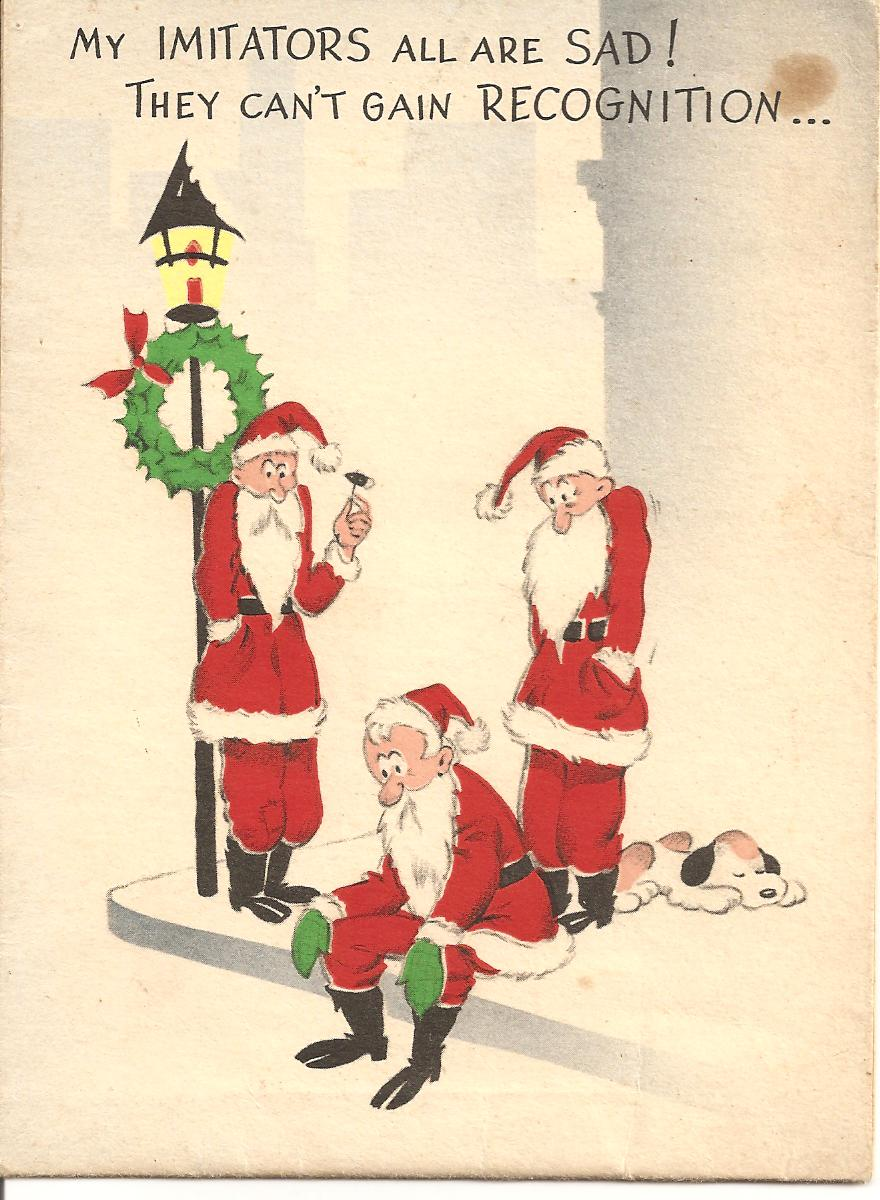 Maybelline story blog vintage 1952 maybelline company christmas merry christmas to all my friends around the world kristyandbryce Gallery