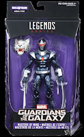 Guardians of the Galaxy Vol.2 Marvel Legends Action Figures