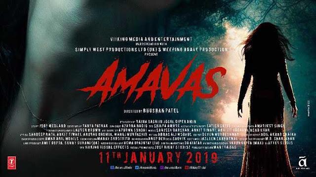 Amavas 2019 Full Movie Free Download Camrip