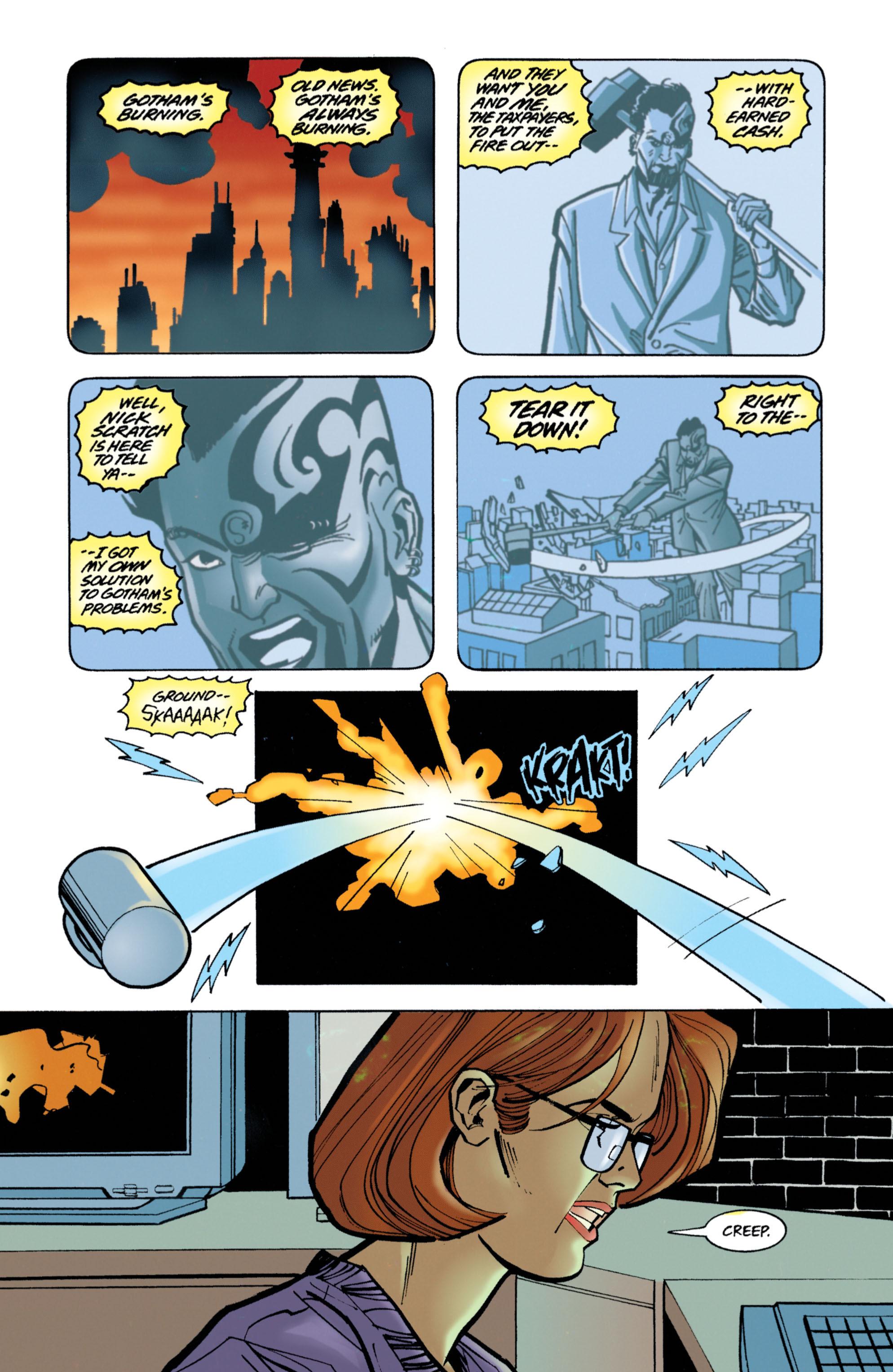Detective Comics (1937) 727 Page 14