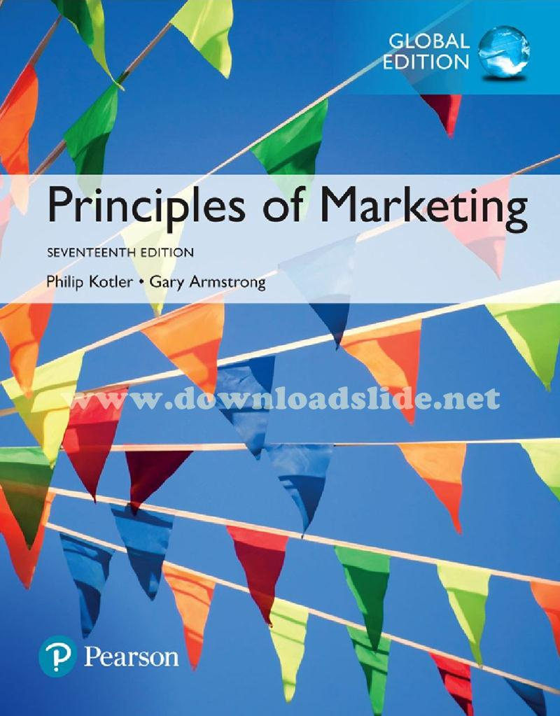 principles of marketing 17th edition kotler and armstrong pdf free