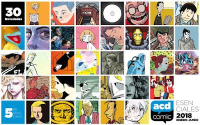 """30 cómics """"esenciales"""" del primer semestre de 2018."""