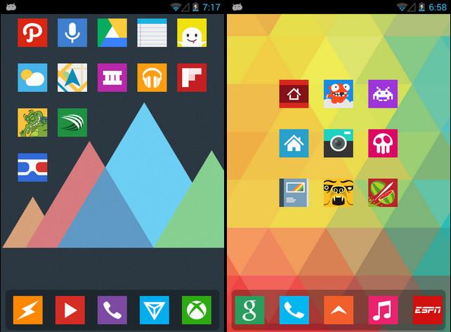 Minimal UI Go Apex Nova Theme 2 5 APK - APKRadar