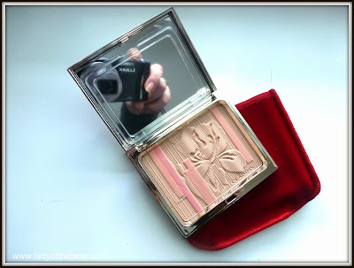 Clarins face and Blush powder