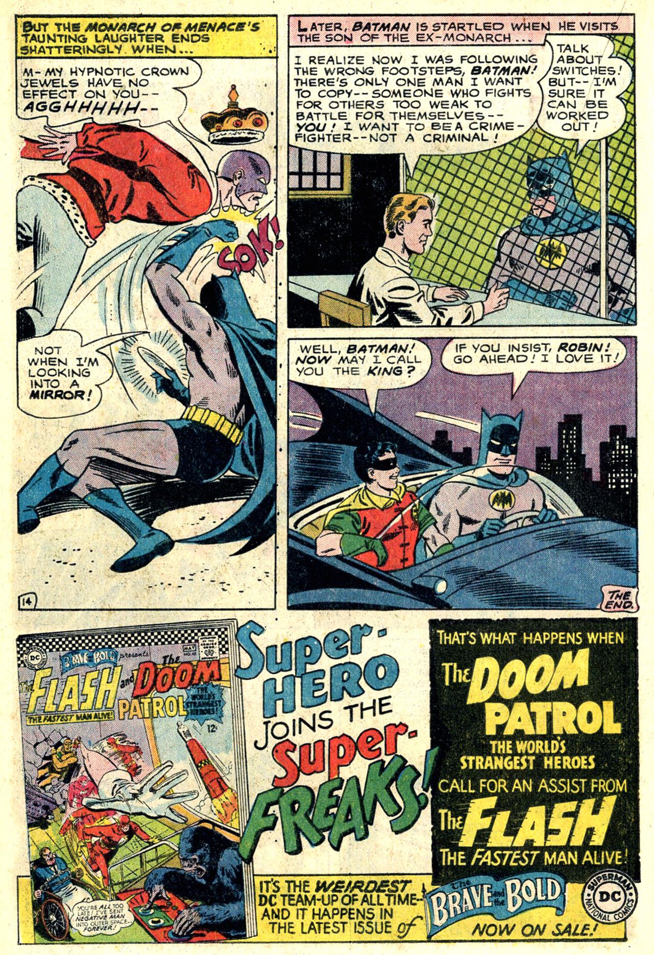 Detective Comics (1937) 350 Page 19