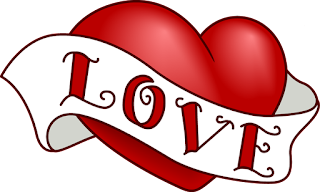 Hjertet er symbol på kærligheden for de fleste af os