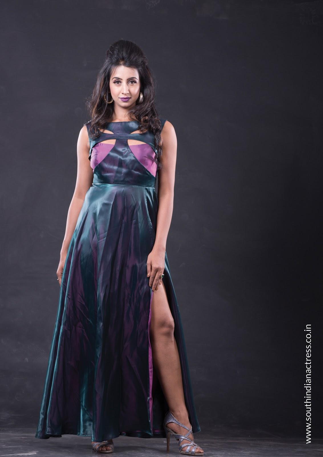 Sanjjanaa Galrani Hot Stills In Out Of Focus Magazine -3597