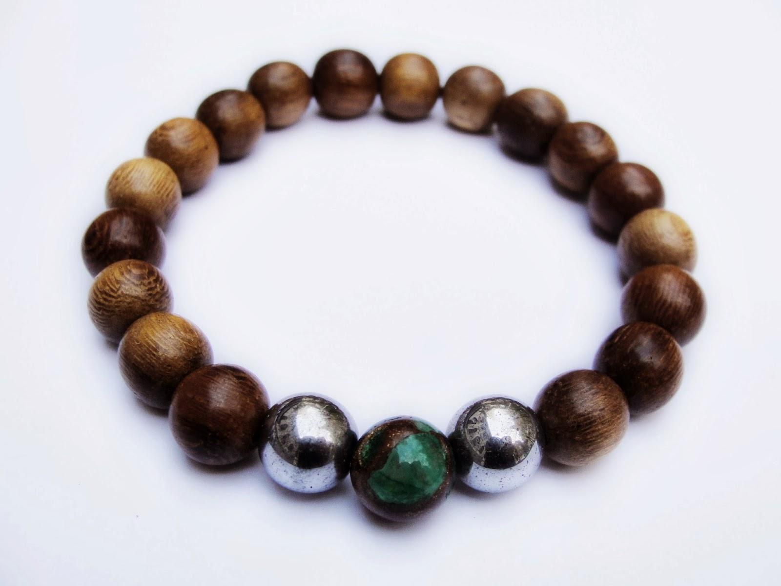 Boybeads Custom Beaded Bracelets For Men New York Ny