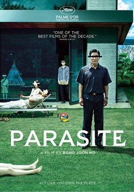 Parasite (2019) Hindi Dubbed 720p BluRay 1GB