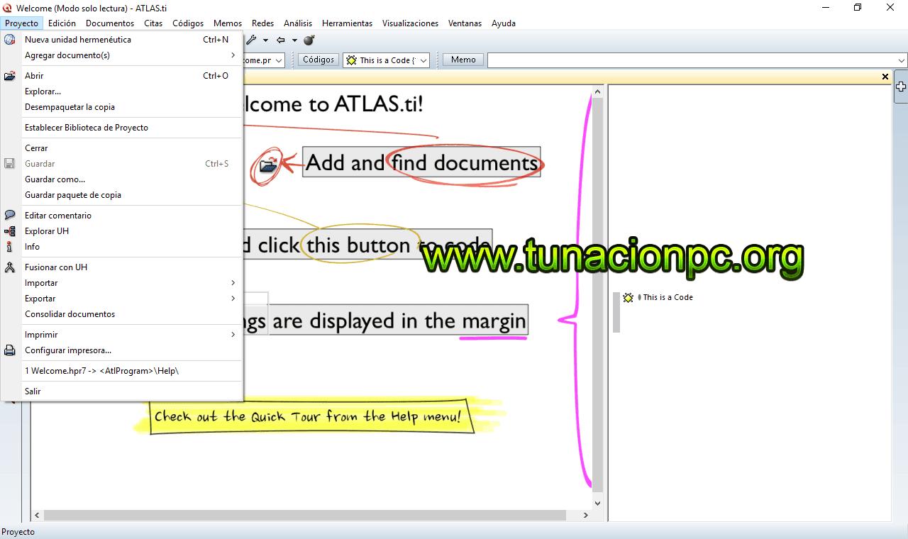 ATLAS.ti Full Español