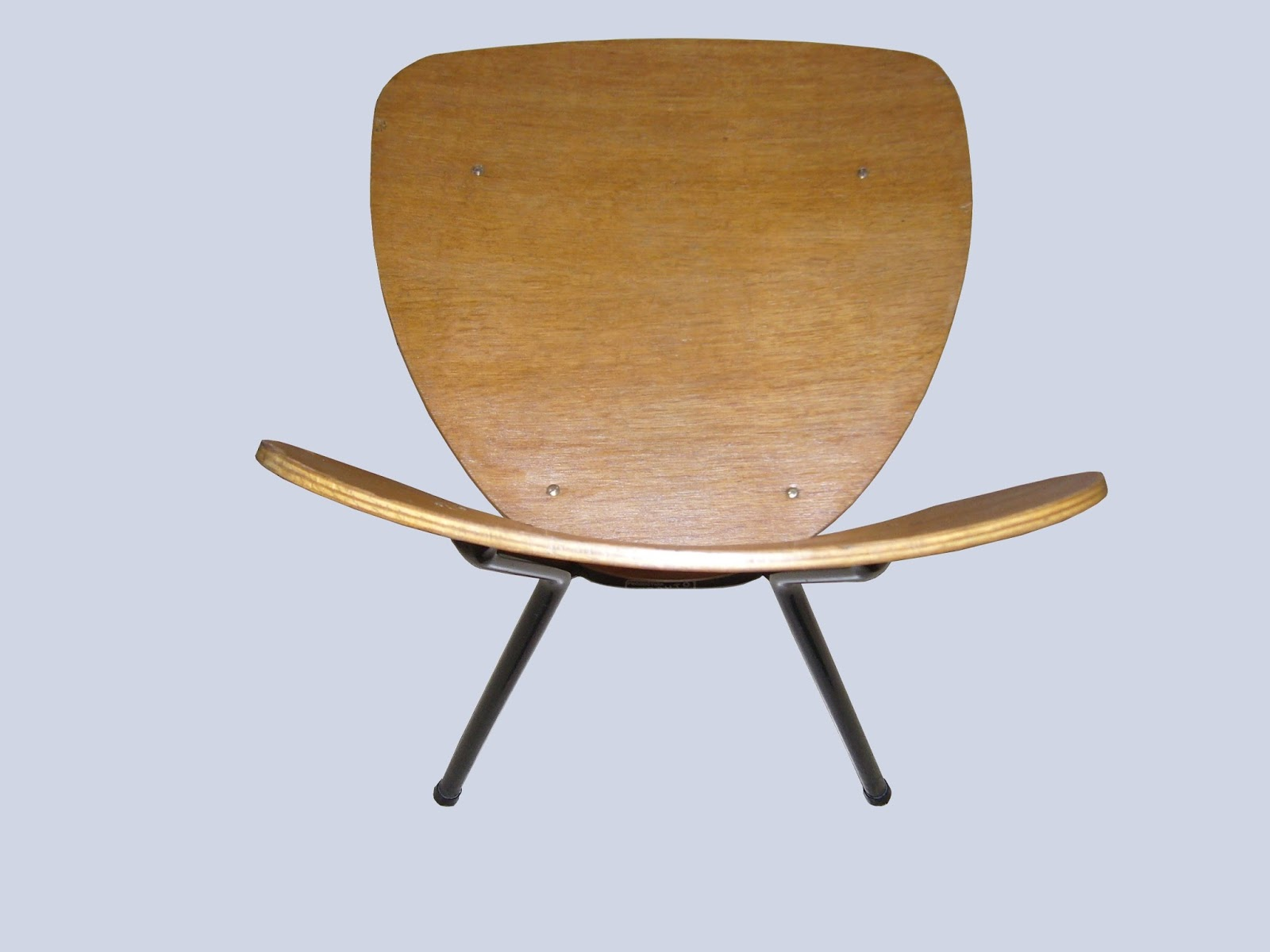 jacques hitier chaise libellule tubauto 1955 la. Black Bedroom Furniture Sets. Home Design Ideas