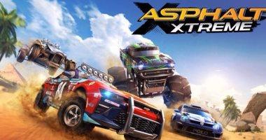 لعشاق ألعاب السرعة Asphalt Xtreme ستمنحك تجربة سباق مميزة