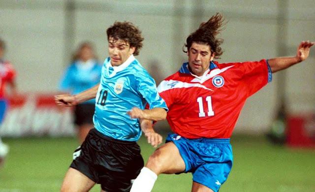 Uruguay y Chile en Copa América 1999, 13 de julio