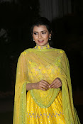 hebah patel photos in yellow ghagra-thumbnail-6
