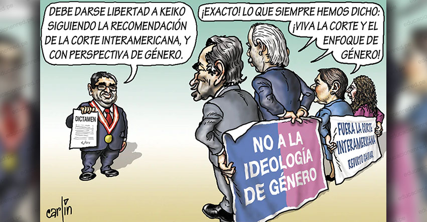 Carlincaturas Miércoles 10 Julio 2019 - La República