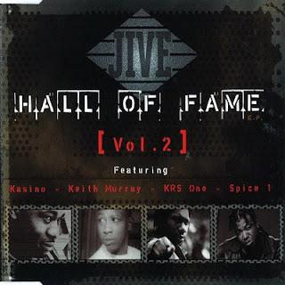 Jive: Hall Of Fame, Vol. 2 EP (1998) [CD] [FLAC]